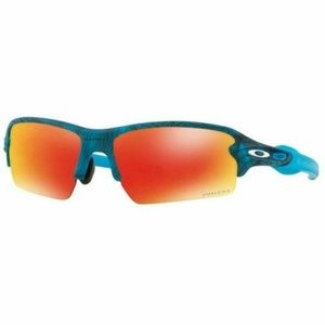 Oakley Sunglasses Prizm Ruby Mirrored Lens